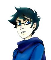 John Egbert by LeijonNepeta