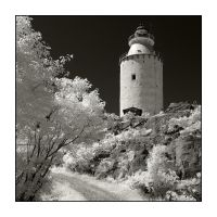 Landsort Lighthouse by Basement127