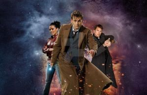 Doctor who series 3 by MrPacinoHead