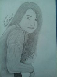 Just a girl :D by ElfCaller