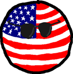 USA v2 (Glasses Type 1) by befree2209