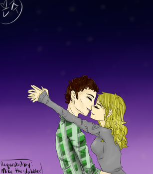 Request - Charley and Amy by emiboo10