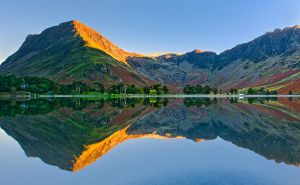 Buttermere Tranquility by Simibean