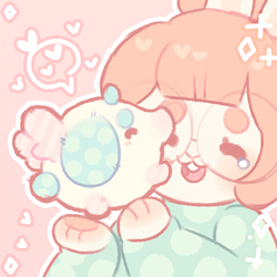 comforting snuggles (myo contest entry) by plushpon