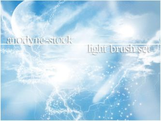 Light Brush Set by anodyne-stock
