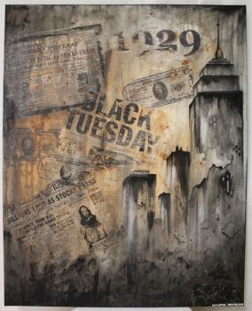 Stock Market Crash1929 by HaloReach726