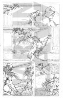 Iron Fist samples pg. 3 of 4 by Marvin000