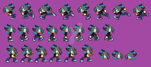 :Commission: Sprite Sheet Help by CrystalChimera
