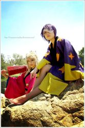 Gintama - We are on a mission by SoySauceCosplay