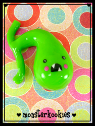 Golly, A Gallbladder by monsterkookies