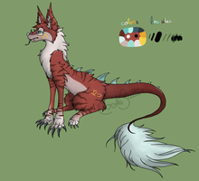 Tatsu Redesign by Cookie-Batter