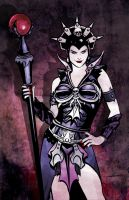 Evil-Lyn by JasonCasteel