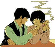 Paul and Ringo by wingsoverDA