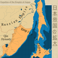 Russo Japanese war 1904-1906 by SomeoneInTheNet
