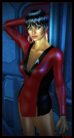 Alternate Universe Uhura 01 by mylochka