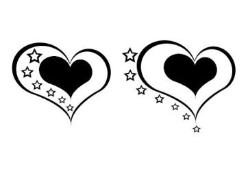 Tattoo Heart by cesars