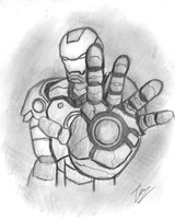 Ironman- Wanna Try? by rithgroove