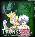 The Future of Trunks Vol. VIII Cover by Rider4Z