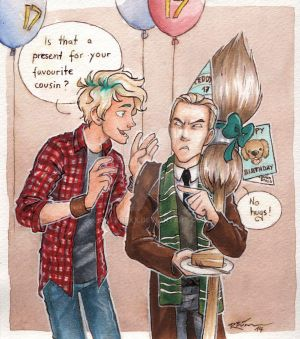 Draco and Teddy (part 3)