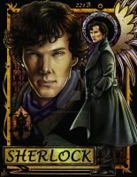 Sherlock, I love your face so much by Amelie-ami-chan