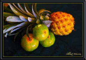 Autumn's fruits by ShlomitMessica