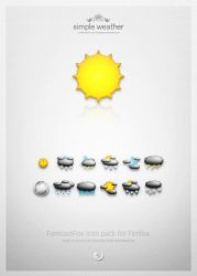 simple weather by Bobbyperux