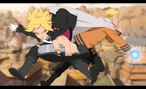Boruto - The Movie by TofiqHuseynov