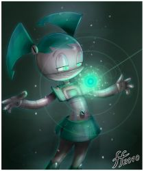 Jenny's Heart by 14-bis