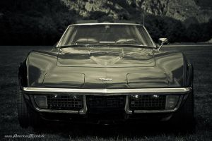 C3 Front by AmericanMuscle
