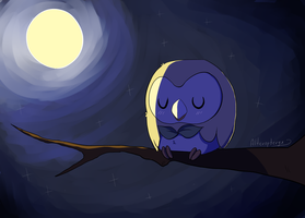 Rowlet by ArtVing