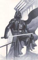 Darth Vader by ChristopherStevens