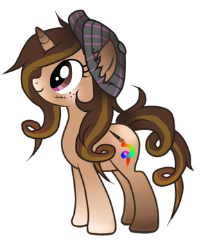 Curly Cue by iSketchi