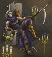 Cats Love Magus by EWilloughby