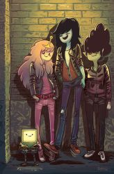 Marceline and the Scream Queens #4 by neomonki