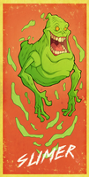 Slimer by Phil-Crash-Murphy