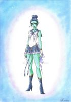 MTS 2013 Round 1: Sailor Skat by MTToto