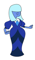 ANOTHER Sapphire (SOLD on G+) by poninator