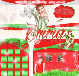Emma Site. New Year by annabell4
