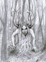 I Am The Forest by zyphryus