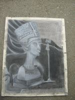 Nefertiti Still Life by Lissa-loo