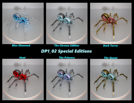 DP1 02 Special Editions Promo by Shadowhawk9973
