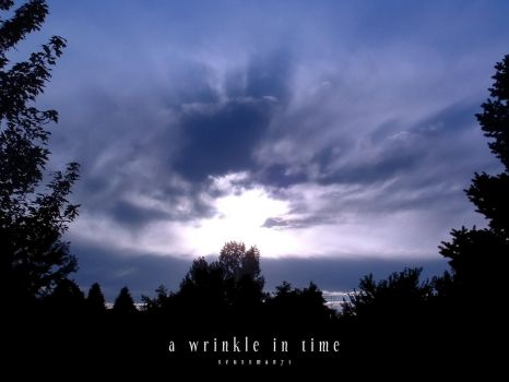 a wrinkle in time by seussman71
