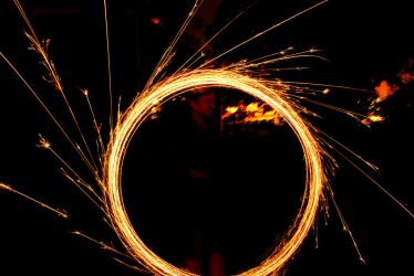 Sparks by LorriAnne