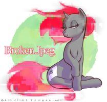 Broken Jpeg by Glasmond