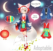 Adoptable Auction :003: (CLOSE) by Ranniiee