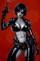 Domino by dandonfuga