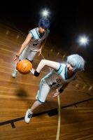 KnB: phantoms pass by Straaay