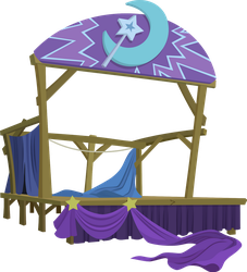 Trixie's Stage Incomplete by Jeatz-Axl