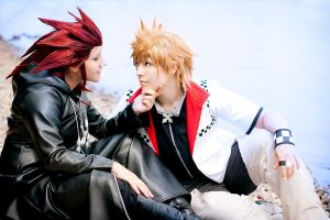 AkuRoku - Let's just forget the World by stormyprince