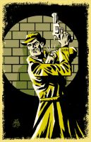 Dick Tracy by markwelser